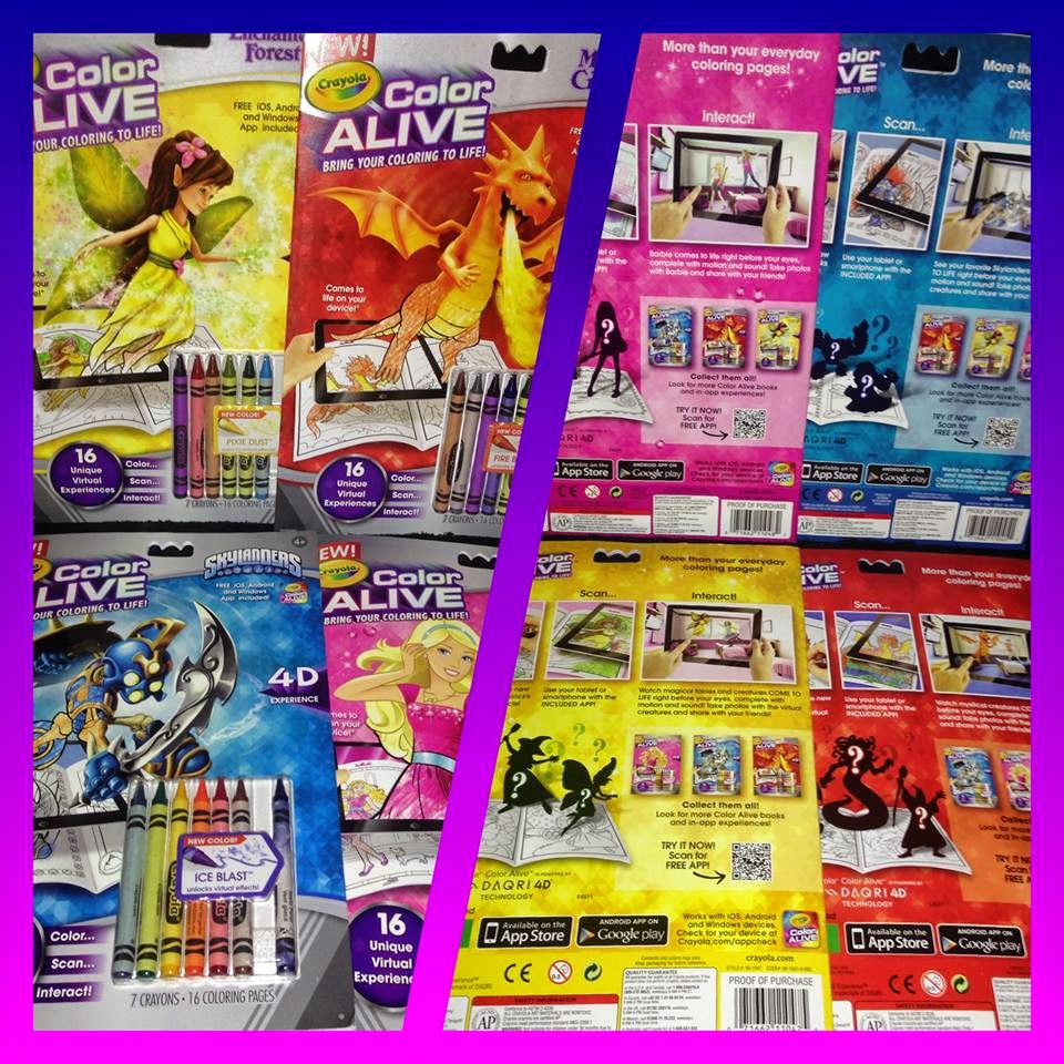 Crayola Color Alive Barbie Target - crayola color alive coloring pages