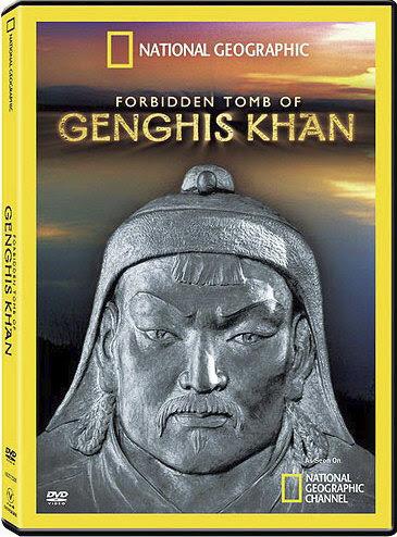 W poszukiwaniu D¿yngis-chana / Forbidden Tomb of Genghis Khan (2011) PL.TVRip.XviD / Lektor PL