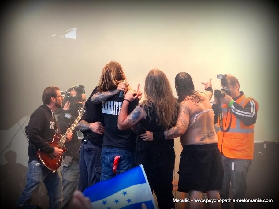 Down @ Hellfest 2011 - Vendredi 17/06/2011