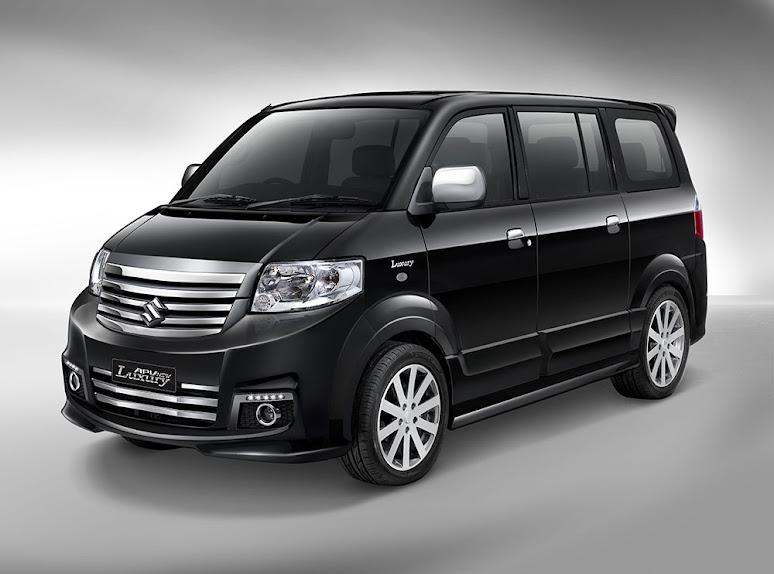 Suzuki APV - Spesifikasi Lengkap dan Harga