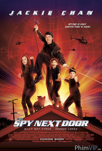 Gián Điệp Vú Em - The Spy Next Door poster