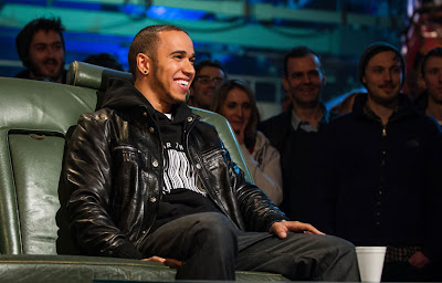 Lewis Hamilton Top Gear 2013