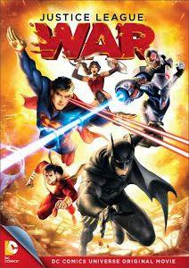 Liga da Justiça: Guerra – BDRip AVI Dual Áudio + RMVB Dublado