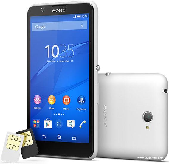 Sony Xperia E4 Dual - Spesifikasi Lengkap dan Harga