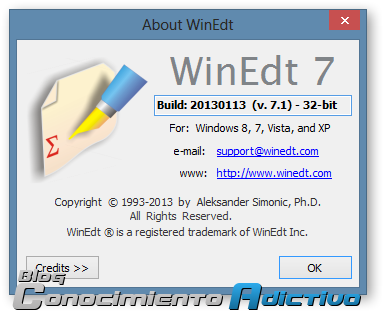 WINEDT 7 CRACK FREE DOWNLOAD Download download aware size jan. .