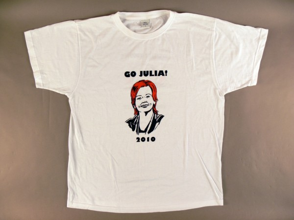 julia gillard t-shirt