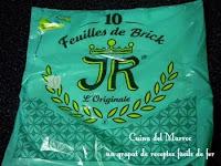 Les fulles de brick (fulles per bastela/pastilla) - Ouarka