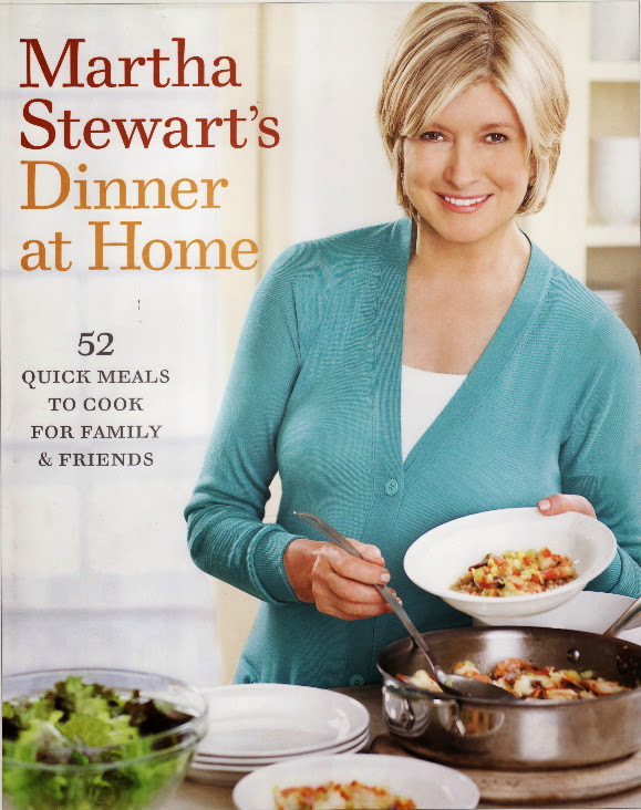 Matha Stewart's Dinner at Home ©2009