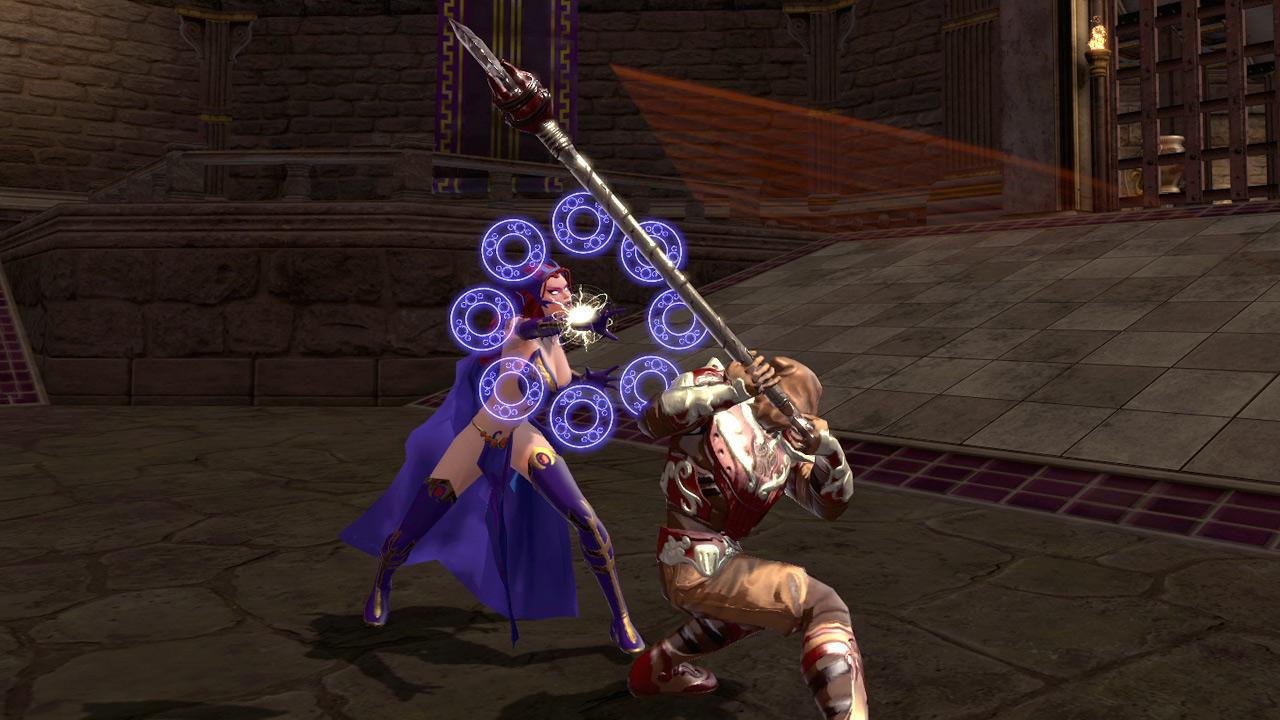 Khám phá DC Universe Online: Circe - Ảnh 4