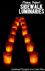 Sidewalk Lanterns