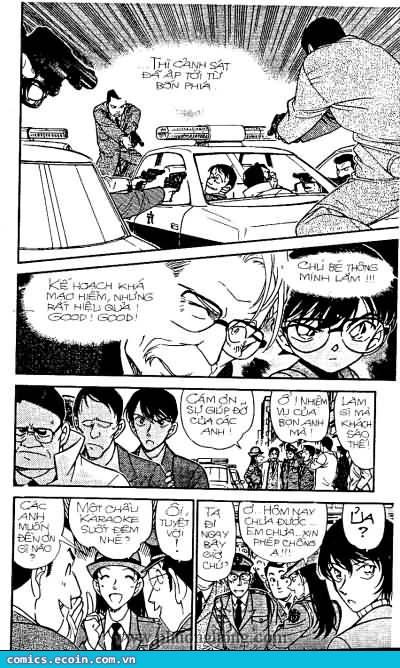xem truyen moi - Conan Chap 327