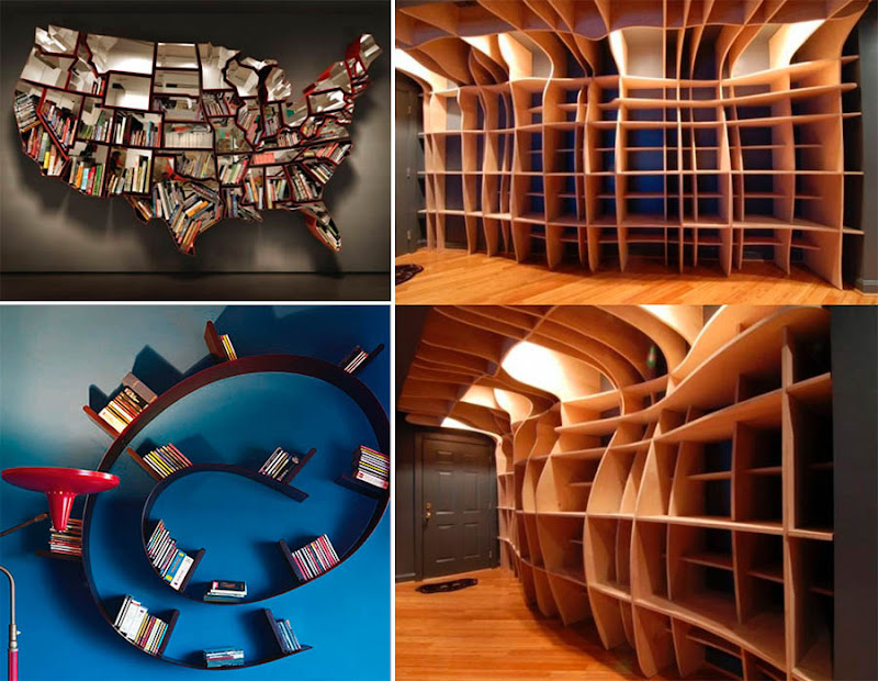 Dark Roasted Blend Bookshelf Heaven Awesome Containers For Books