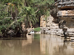 Sof Omar caves - where the river exits the caves