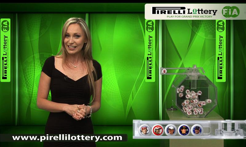 лотерея Pirelli в сезоне 2012 by rjtart