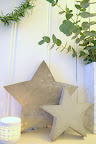 Concrete star DIY
