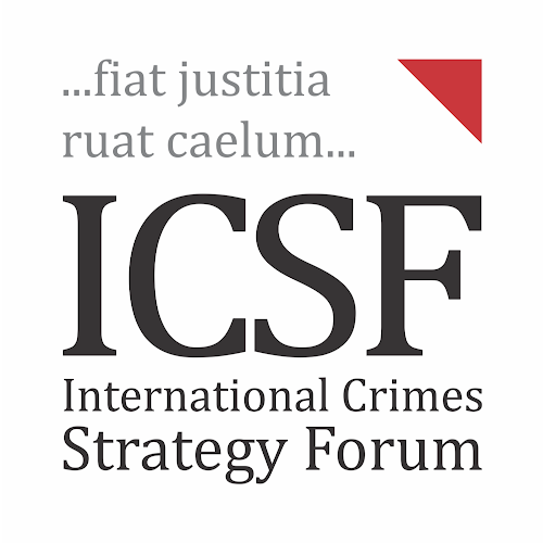 International Crimes Strategy Forum (ICSF) images, pictures