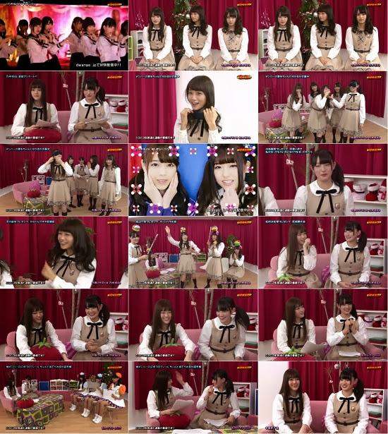 松村沙友理 中田花奈 – Nama no Idol ga Suki ep08 131204