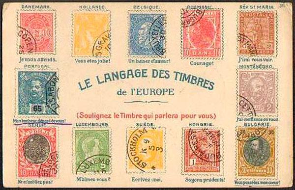 El lenguaje de los sellos