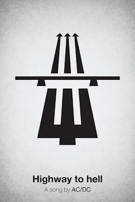 Pictogram Music Posters by Viktor Hertz Seen On www.coolpicturegallery.us