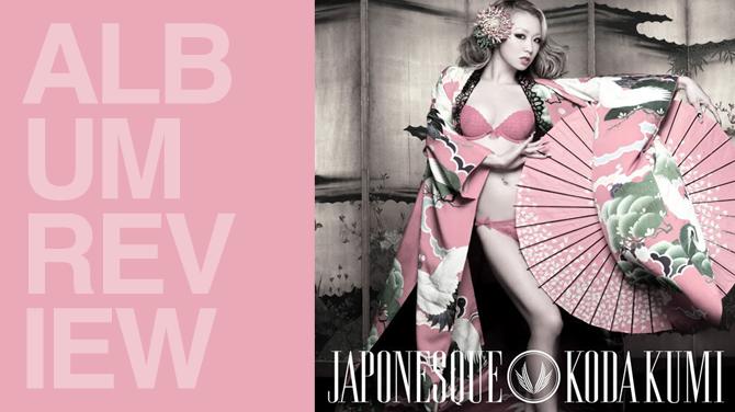 Kumi Koda - Japonesque | Album review