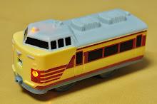マクドナルド ハッピーセット プラレール 485系 特急電車