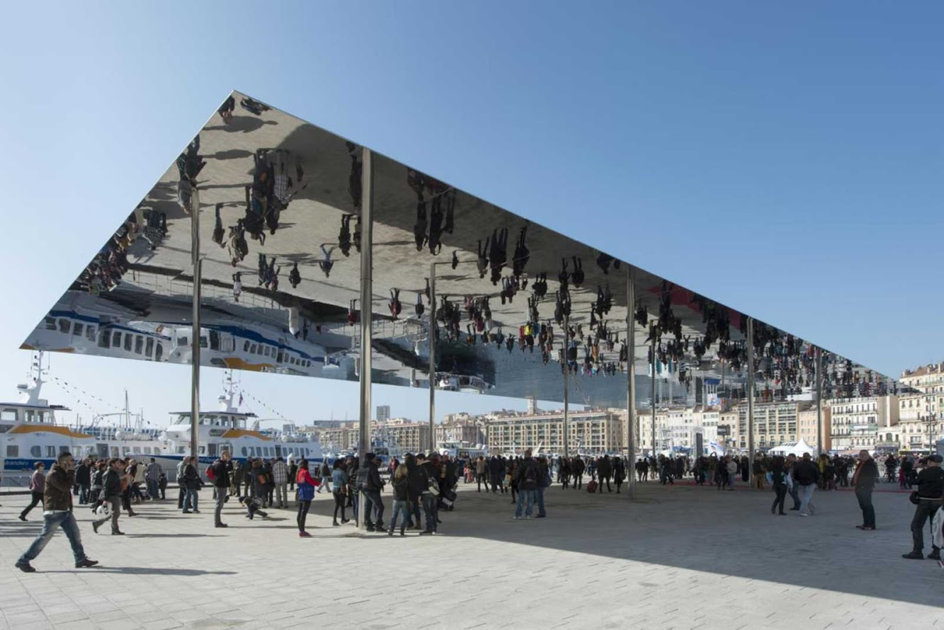 Marsiglia, Francia: Marseille Vieux Port by Foster + Partners