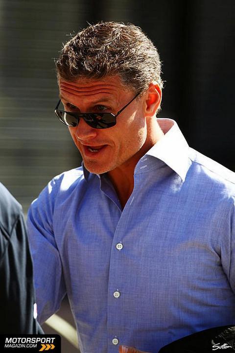 Дэвид Култхард на Гран-при Испании 2011
