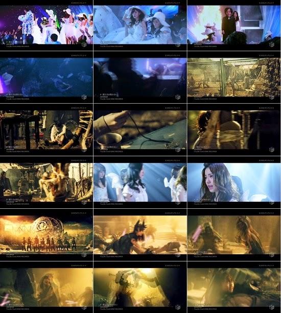 AKB48 – 僕たちは戦わない (M-ON! HD) 150427