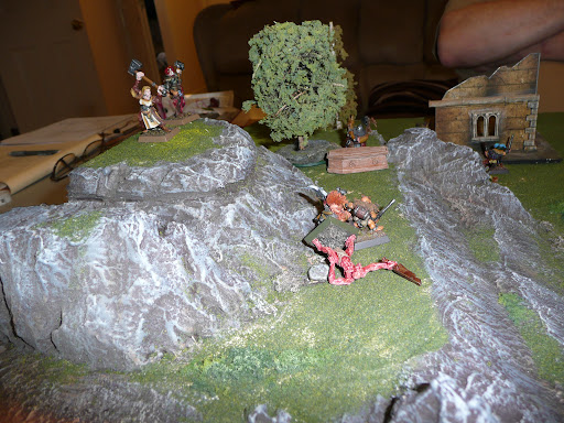 Trollslayers taking out a ghast