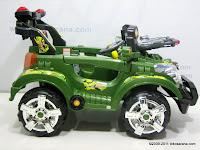 Mobil Mainan Aki JUNIOR HL001 SUV Cross Country
