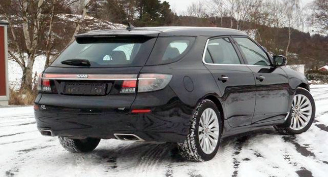 Saab Test Cars Up For Sale In Online Auction In Sweden