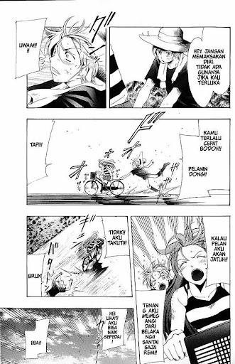 Komik Kimi Ni Iru Machi 10  page 8