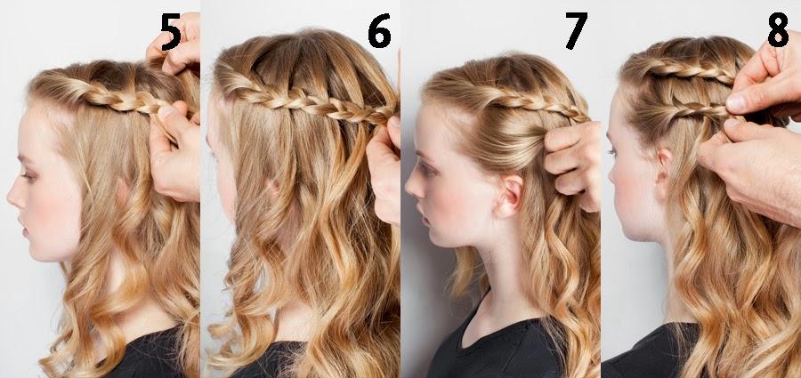 Peinados Pelo Largo Faciles De Hacer Excellent Peinados Sencillos