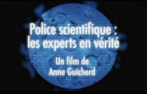 Nauka w s³u¿bie policji / Police scientifique: les experts en v?rit? (2010) PL.TVRip.XviD / Lektor PL