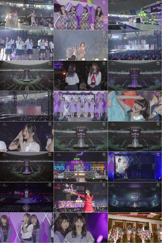 (TV-Music)(1080i) 乃木坂46 3rd YEAR BIRTHDAY LIVE 150222