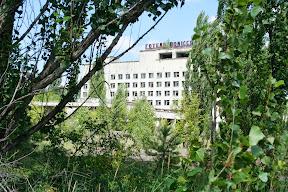 Hotel u Pripjatu