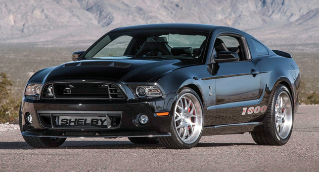 As if the 2013 Shelby GT500 , with its 662 hp, was not quick enough