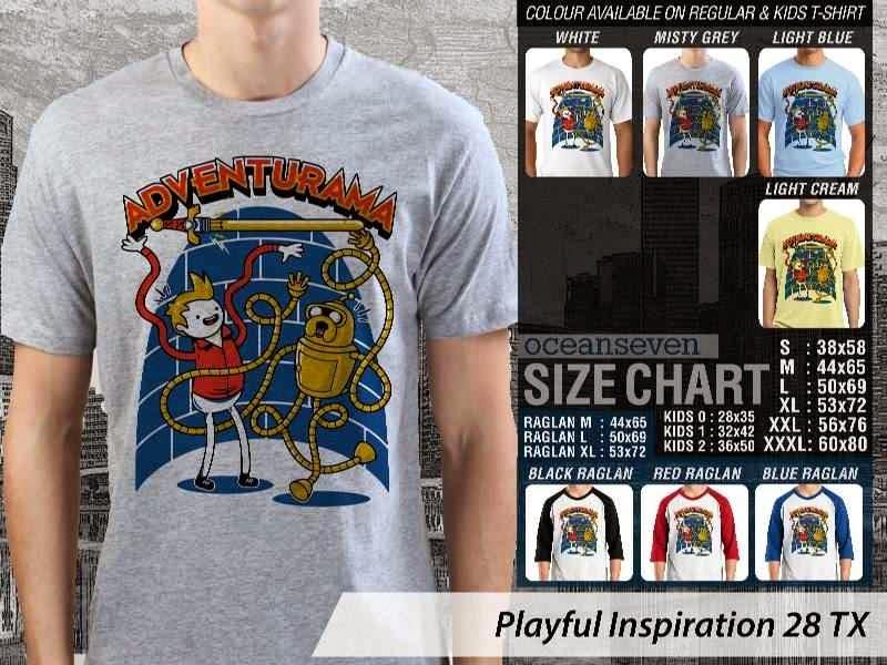 Kaos Lucu Playful Inspiration 28 distro ocean seven