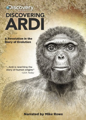 Ardi prze�omowe odkrycie / Discovering Ardi (2011) PL.TVRip.XviD / Lektor PL
