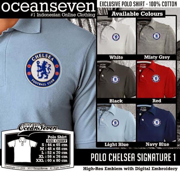 POLO Chelsea Signature distro ocean seven
