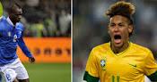 Italia vs Brasil en Vivo - Copa Confederaciones 2013