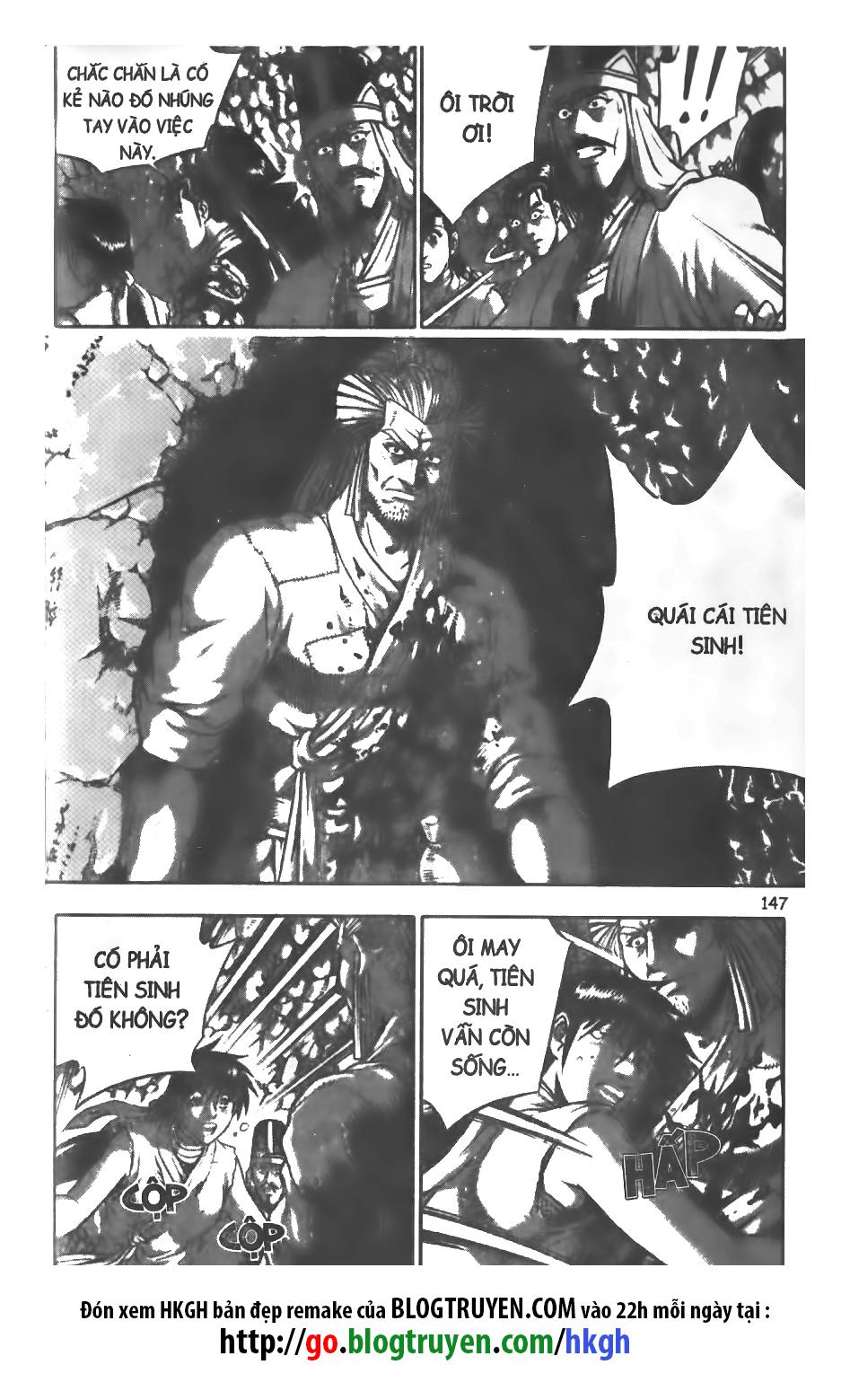 xem truyen moi - Hiệp Khách Giang Hồ Vol47 - Chap 330 - Remake