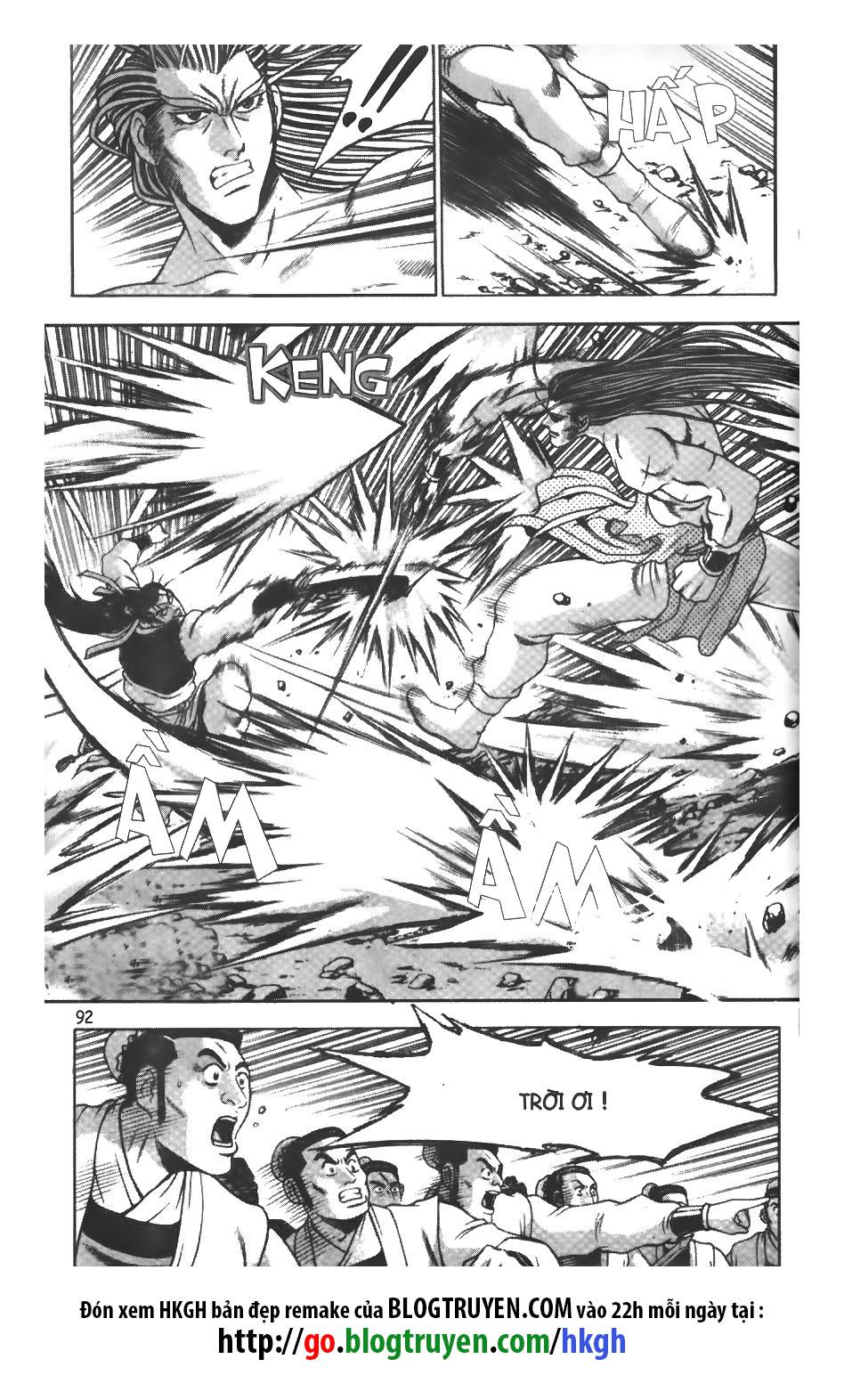 xem truyen moi - Hiệp Khách Giang Hồ Vol31 - Chap 211 - Remake