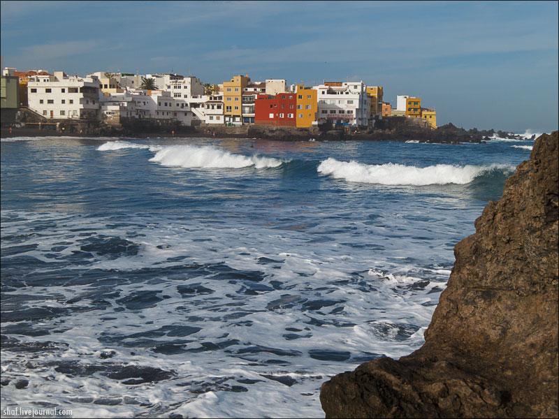 Тенерифе, Пуэрто-де-ла-Крус; Tenerife, Puerto de la Cruz