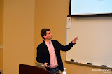 "Mike Toppa presenting ""Clean Code"" at WordCamp Nashville 2013"