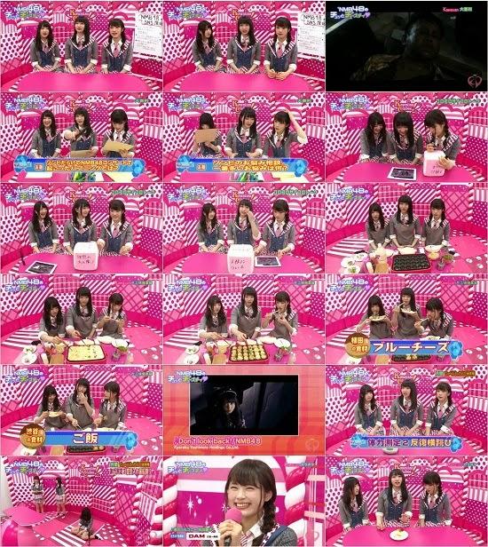 (TV-Variety)(720p) NMB48 – Kawaiian Clubee! ep107