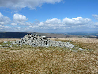 Selside Pike summit