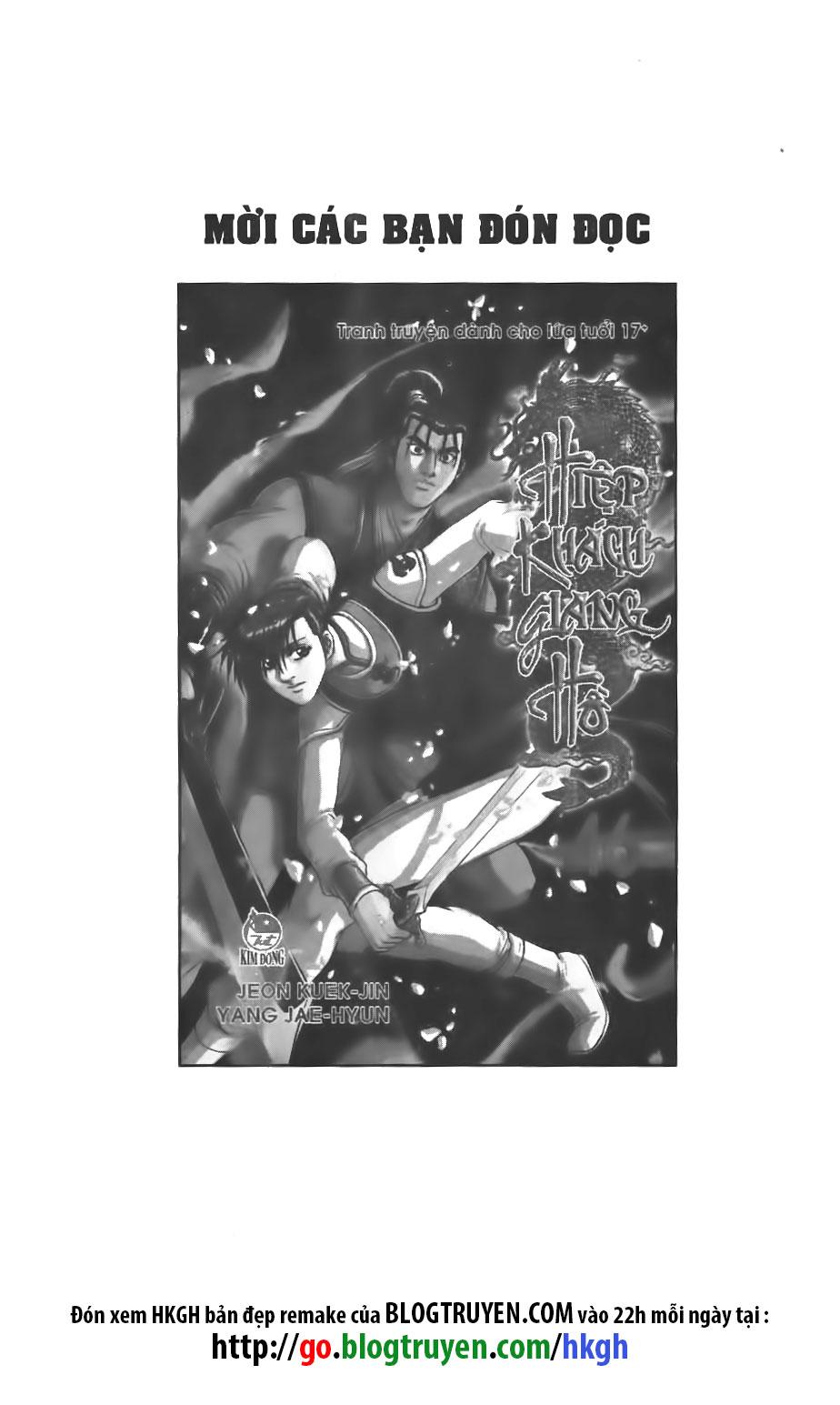 xem truyen moi - Hiệp Khách Giang Hồ Vol45 - Chap 315 - Remake