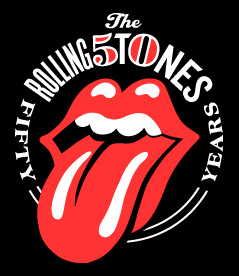 Rolling Stones 50 anos