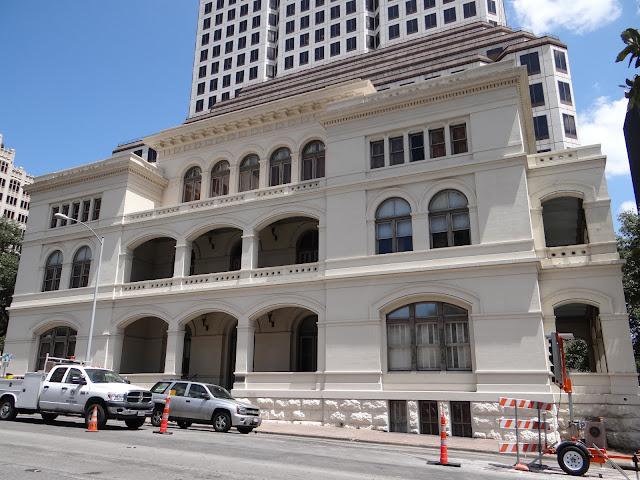 Old Austin post office